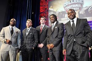 Heisman Trophy finalists 2011