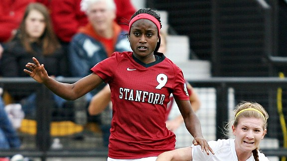 Stanford's Chioma Ubogagu is just one of the big-name stars who will be away from her college team at season's start to represent the U.S. at the U-20 World Cup.