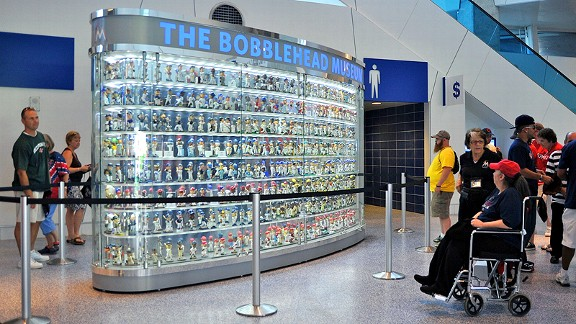 Miami Marlins Bobblehead Museum
