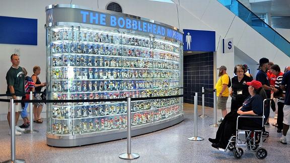 Miami Marlins Bobblehead Museum