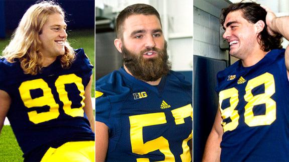 Jake Ryan, Elliott Mealer, Craig Roh
