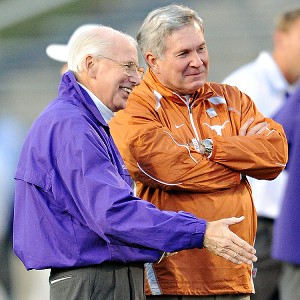Bill Snyder, Mack Brown