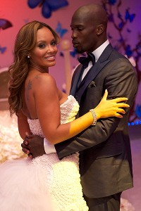 Chad Johnson/Evelyn Lozada