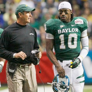 Robert Griffin and Art Briles