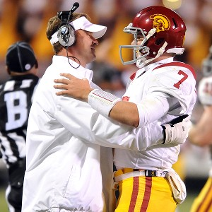 Lane Kiffin/Matt Barkley