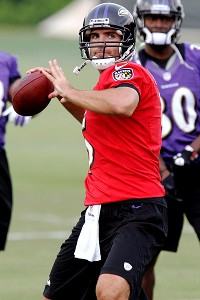 Baltimore's Joe Flacco