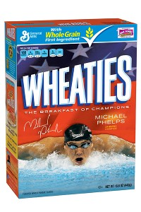 Phelps Wheaties