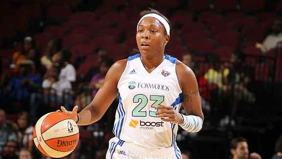 Cappie Pondexter