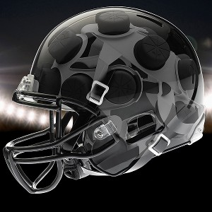 football helmets and concussions New helmet technology did not prevent cushing concussion  but helmets were  introduced to football back in the 1930s – first college, then.