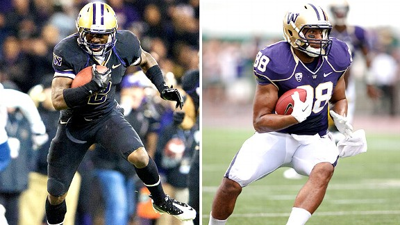 Kasen Williams, Austin Seferian-Jenkins