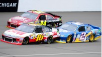 Greg Biffle and Brad Keselowski