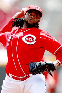 Cincinnati's Johnny Cueto