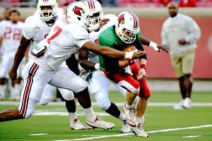 Louisville's Marcus Smith