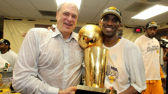 Phil Jackson/Kobe Bryant