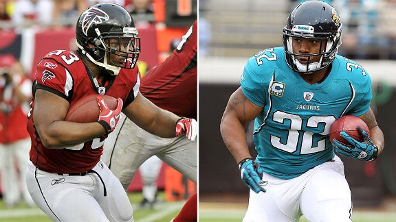 Michael Turner/Maurice Jones-Drew