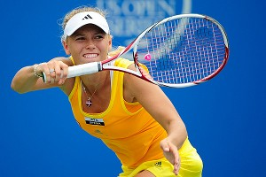Caroline Wozniacki is open to the idea of longer matches for women, but says it is tough on the women's body, tougher than on the men.