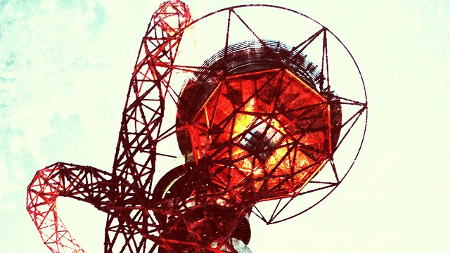ArcelorMittal Orbit sculpture