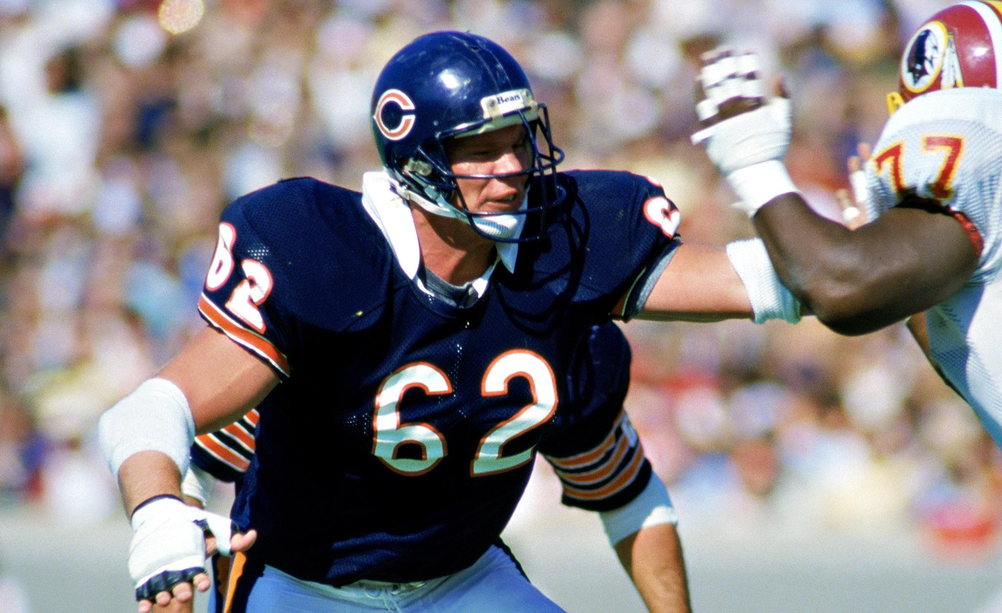 No. 42: Mark Bortz - 50 Greatest Bears - ESPN