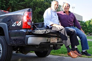 Tom Magliozzi and Ray Magliozzi