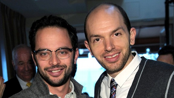 Nick Kroll and Paul Scheer
