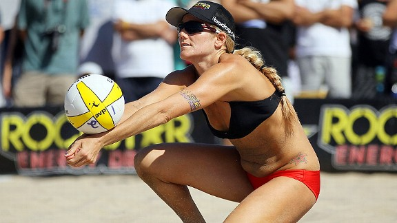 Jen Kessy is one the many Olympians who will be in competition this weekend at the Cincinnati Open.
