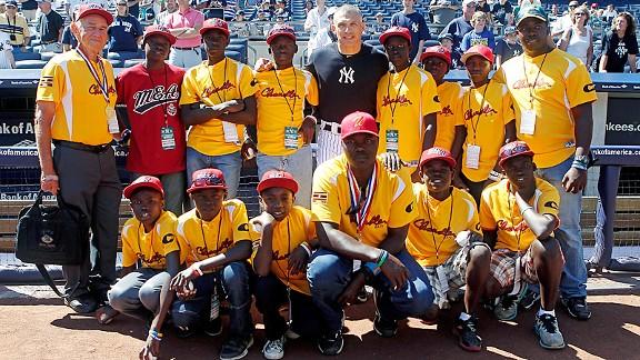 Uganda Team & Girardi