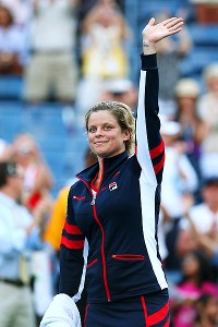 Clijsters graciously closes out career in Open loss