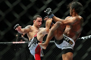 Frankie Edgar and Benson Henderson