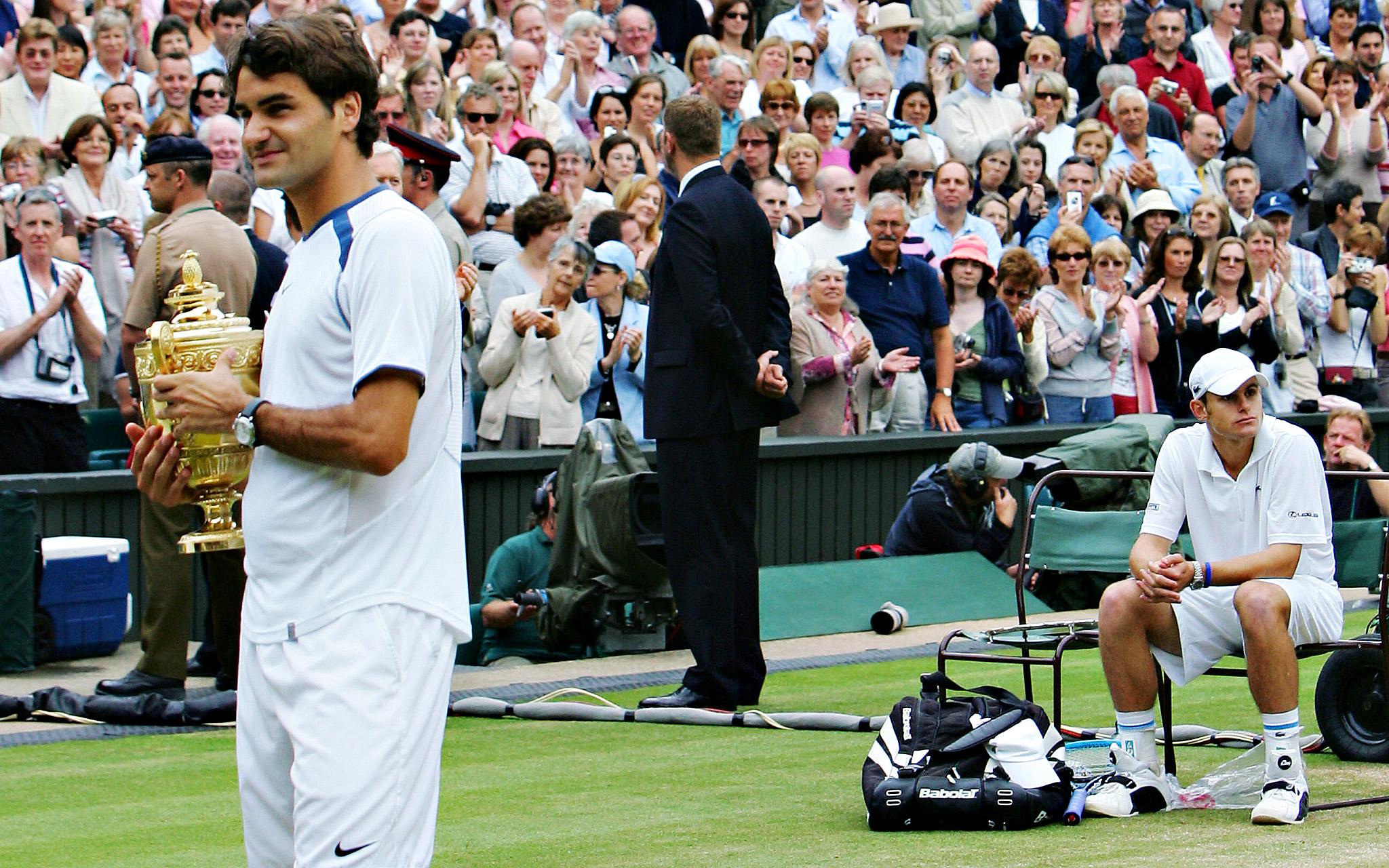 Wimbledon, 2005