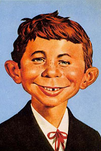 Alfred E. Neuman