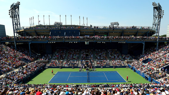 US Open Tennis Topics ESPN - Us open map flushing meadows