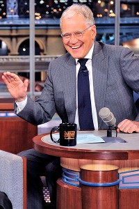 David Letterman