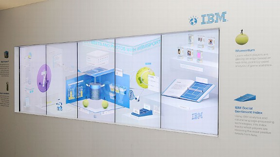 IBM at US Open