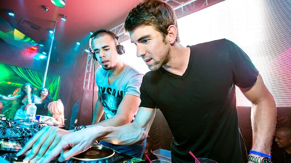 Afrojack and Phelps