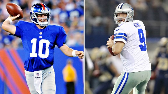 Manning/Romo