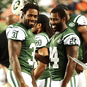 Antonio Cromartie and Darrelle Revis