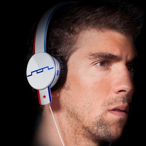 Michael Phelps headphones