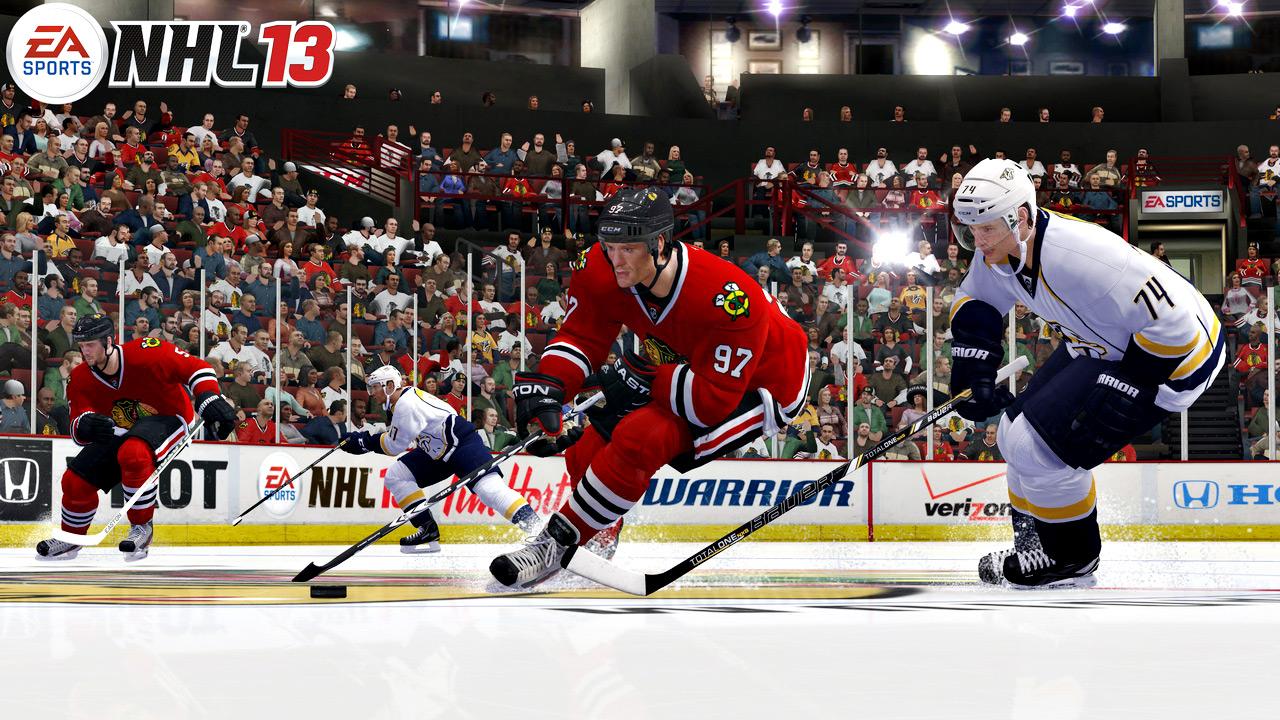 NHL 13 EA Sports - ESPN