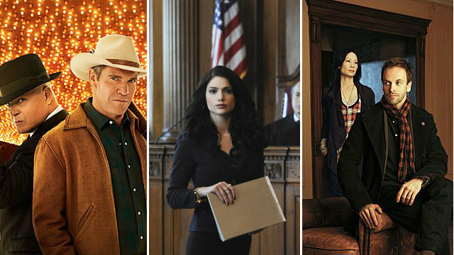 CBS Fall TV Preview