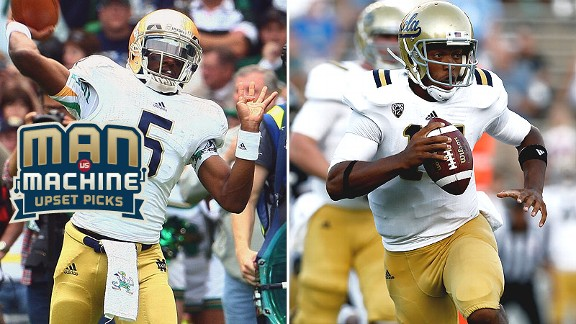 Everett Golson/Brett Hundley