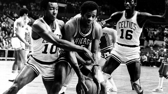 Chet Walker, Jo Jo White