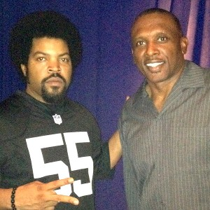 Ice Cube & Tim Brown
