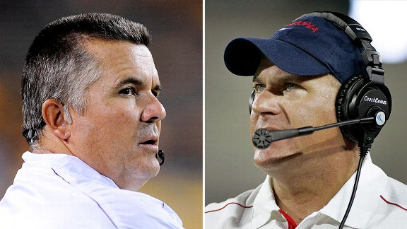 Todd Graham and Rich Rodriguez