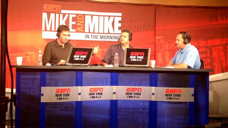 Mike Greenberg/Mike Golic