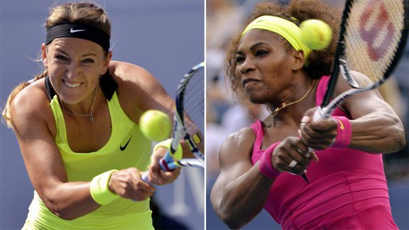 Victoria Azarenka, Serena Willams
