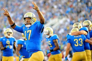 UCLA's Brett Hundley
