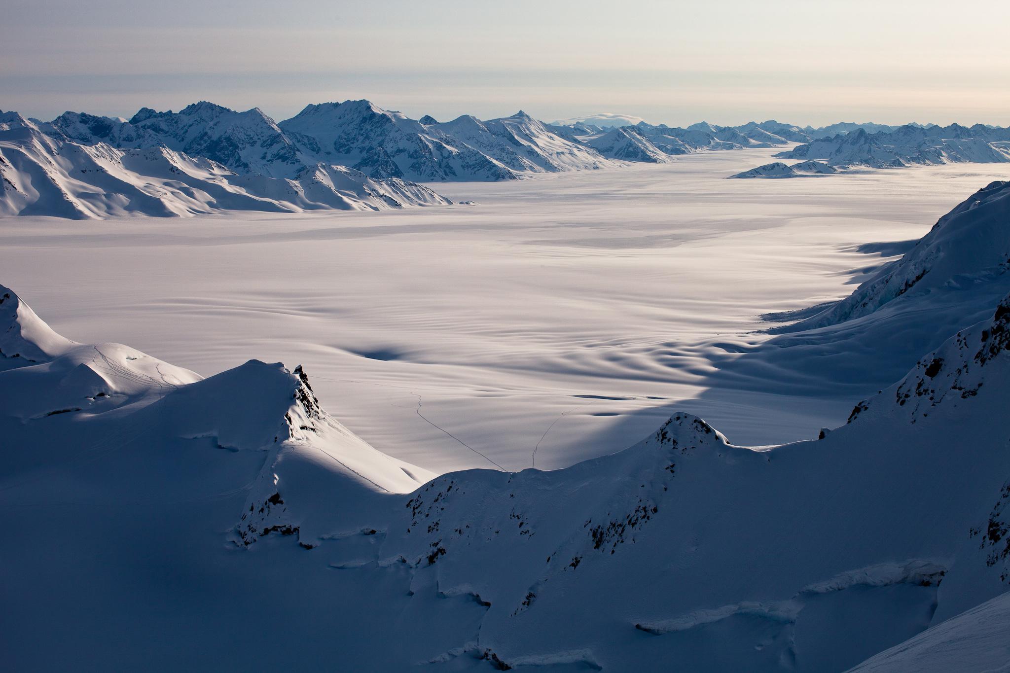ice-field - définition - C'est quoi