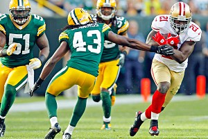 49ers' Frank Gore