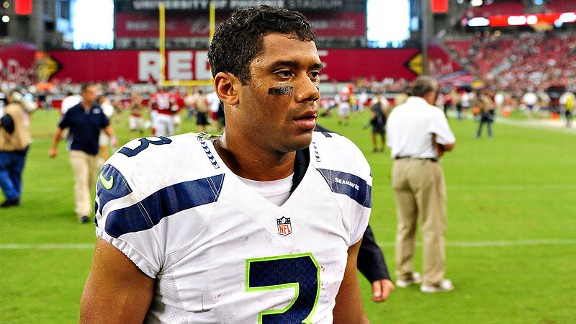 Making Russell Wilson look like a rookie
