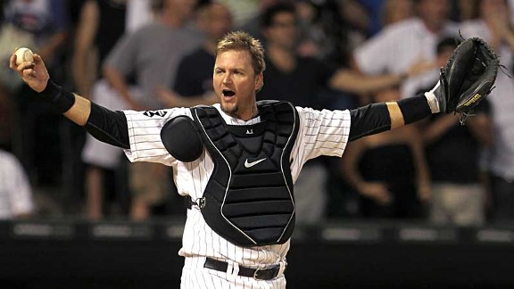 AJ Pierzynski